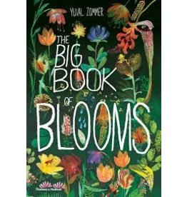 Books The Big Book of Blooms by Yuval Zommer