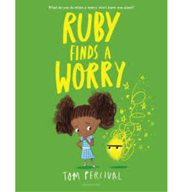 Books Ruby Finds A Worry by Tom Percival