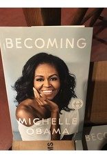 Books Becoming by Michelle Obama