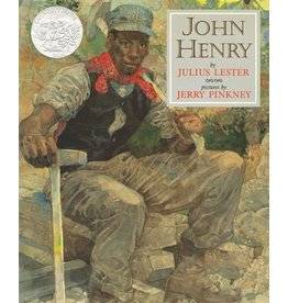 Books John Henry by Julius Henry (Brilliant Detroit)