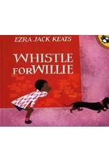 Books Whistle for Willie by Ezra Jack Keats (Brilliant Detroit)