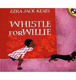 Books Whistle for Willie by Ezra Jack Keats (Brilliant Detroit)