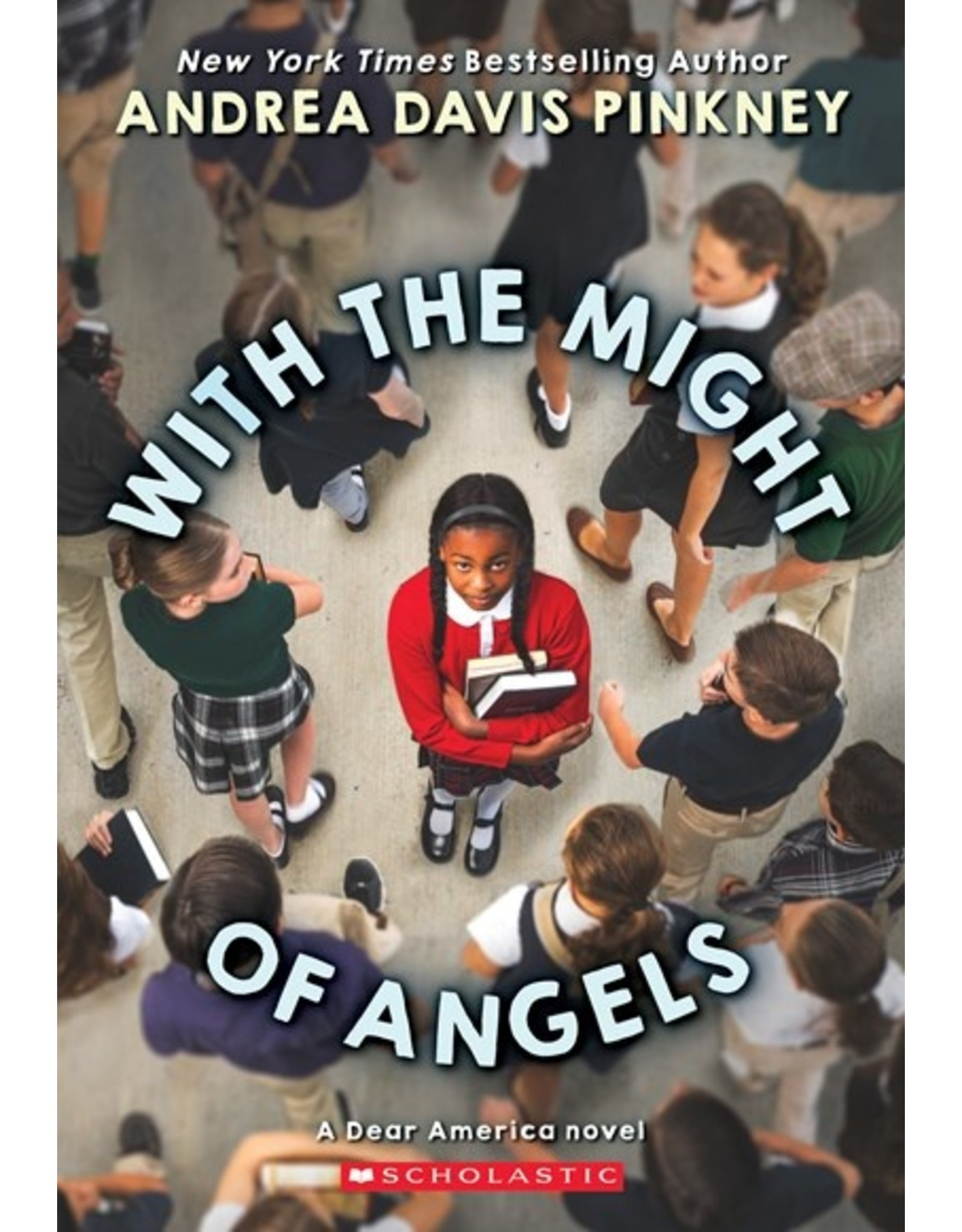 Books With the Might of Angels by Andrea Davis Pinkney (DWS)