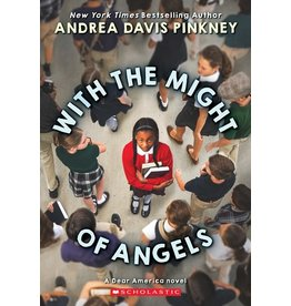 Books With the Might of Angels by Andrea Davis Pinkney (Brilliant Detroit)