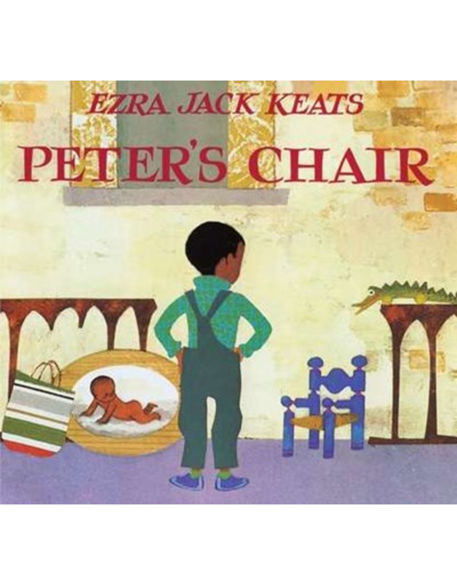 Books Peter's Chair by Ezra Jack Keats (DWS)
