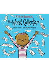 Books The Word Collector by Peter H. Reynolds  ( Parent's Night)