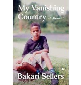 Books My Vanishing Country: A Memoir by Bakari Sellers
