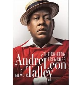 Books The Chiffon Trenches: A Memior by Andre Leon Talley