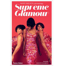 Books Supreme Glamour by Mary Wilson with Mark Bego