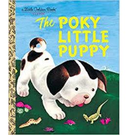 Books The Poky Little Puppy (Little Golden Books)