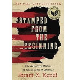Books Stamped from the Beginning by Ibram X. Kendi (Justice is the Pointe)