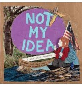 Books Not My Idea by Anastasia Higginbotham (DWS)