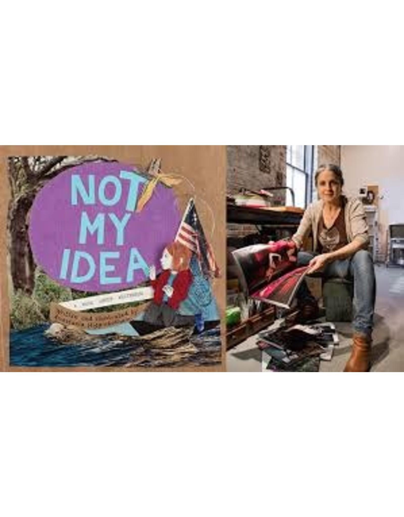 Books Not My Idea by Anastasia Higginbotham
