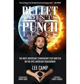 Books Bullet Points and Punchlines by Lee Camp
