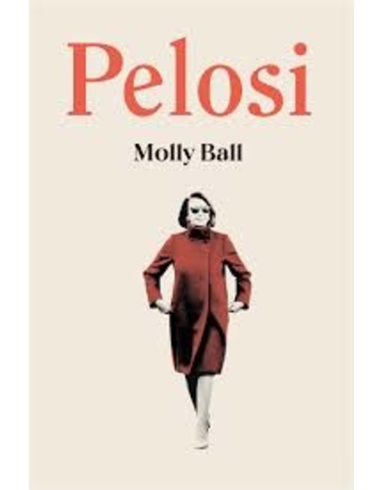 Books Pelosi by Molly Ball