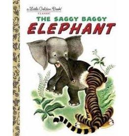 Books The Saggy Baggy Elephant (Little Golden Books)