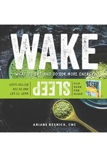 Books Wake Sleep by Ariaane Resnick (sourceathome)