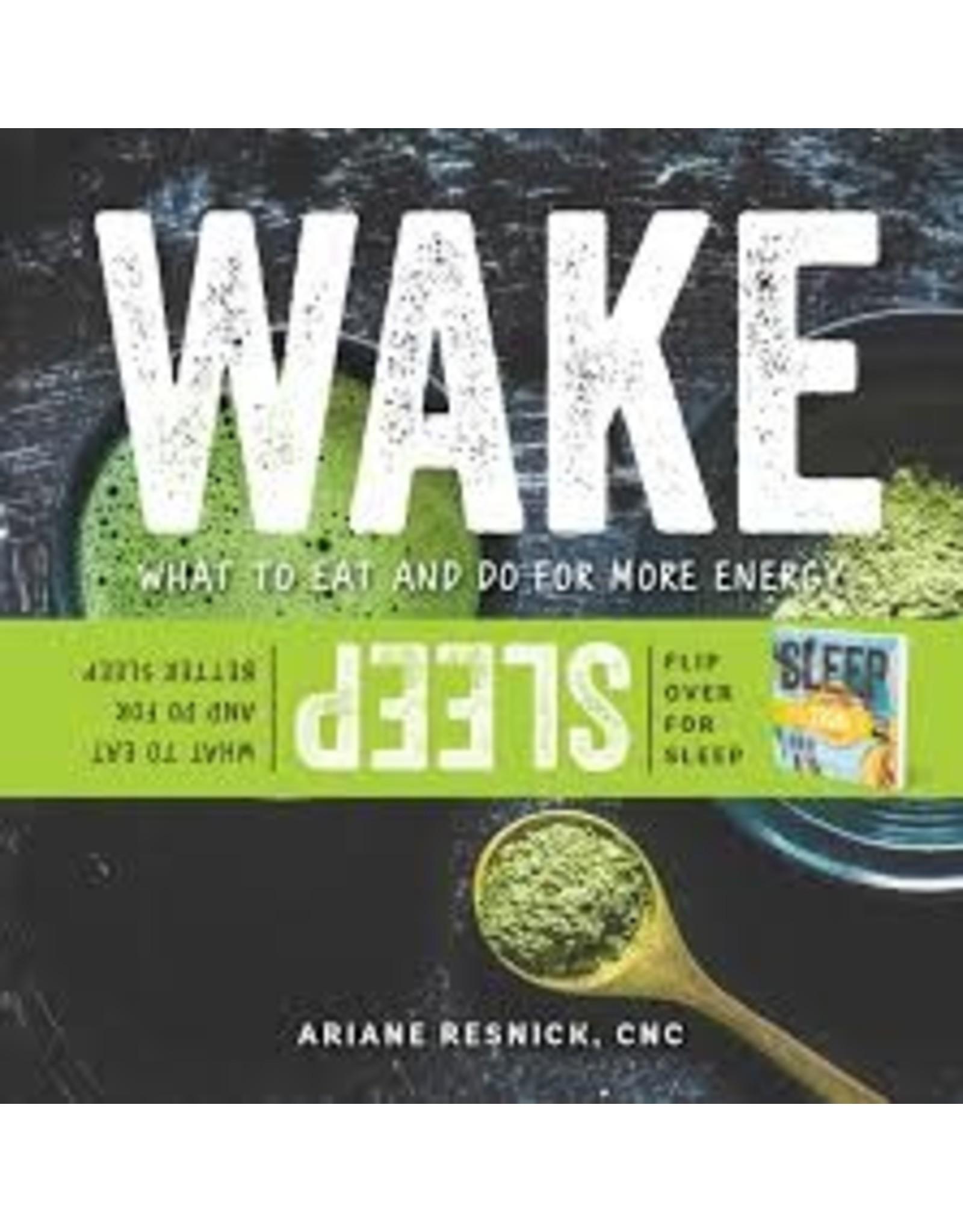 Books Wake SleepAriaane Resnick
