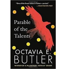 Books Parable of the Talents by Octavia E Butler