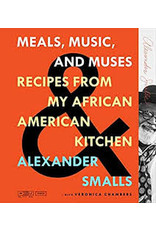 Books Meals, Music, and Muses: Recipes from My African American Kitchen By Alexander Smalls