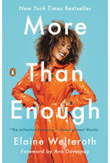 Books More Than Enough: Claiming Space for Who You Are (No Matter What They Say) by  Elaine  Welteroth (Women's Conference)