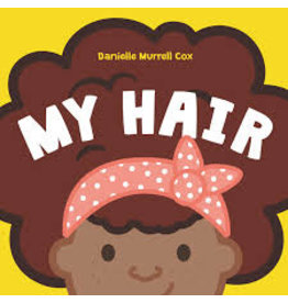 Books My Hair by Danielle Murrell Cox