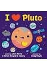 Books I Love Pluto by Chris Ferrie & Helen Maynard Casely