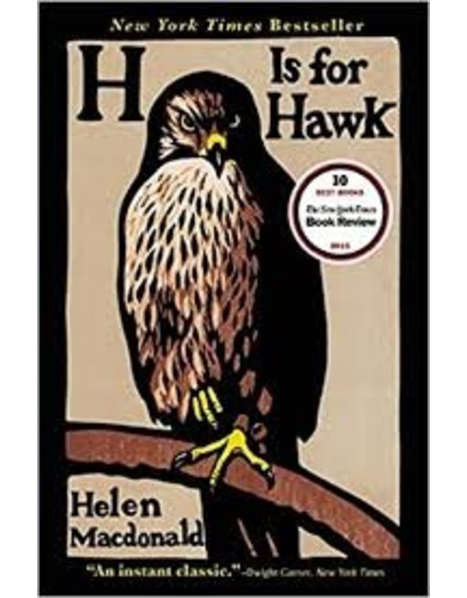 Books H Is For Hawk