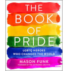 Books The Book of Pride by Mason Funk