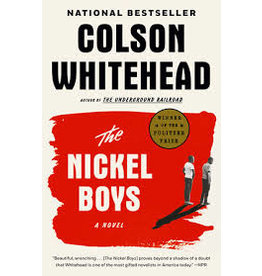 Books The Nickel Boys  by Colson Whitehead pb