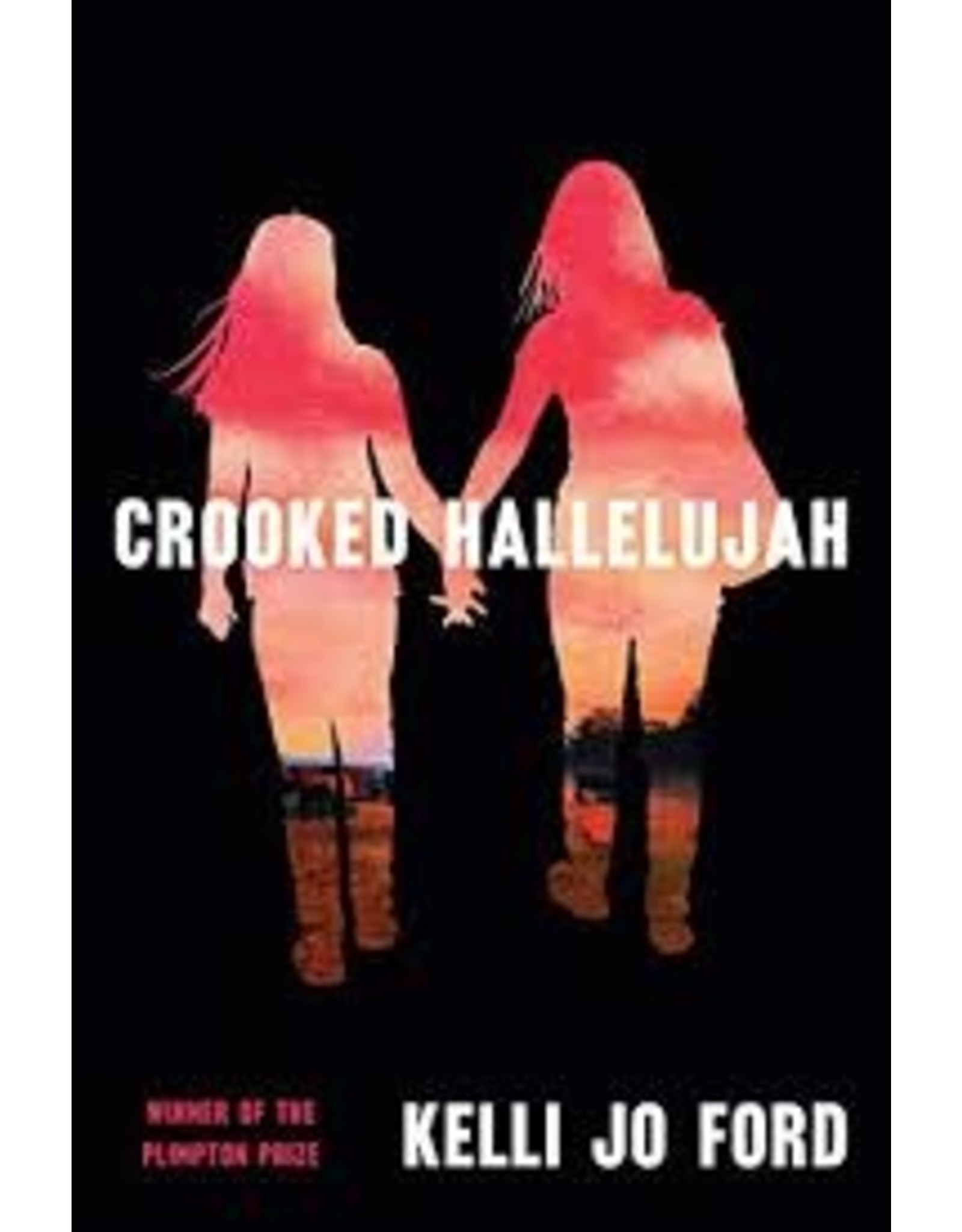 Books Crooked Hallelujah by Kelli Jo Ford