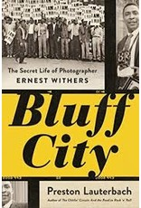 Books Buff City: The Life of Photographer Ernest Withers by Preston Lauterbach