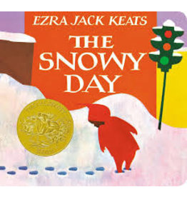 Books The Snowy Day by Ezra Jack Keats (DWS)