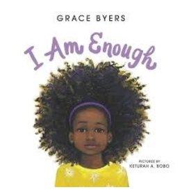 Books I am Enough by Grace Byers (DWS)