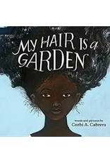 Books My Hair is a Garden by Cozbi A. Cabrera