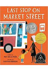 Books Last Stop On Market StreetMatt DeLa Pena
