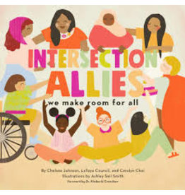 Books Intersectional Allies : We make room for all (DWS)