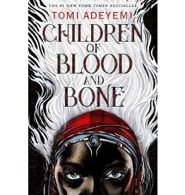 Books Children of Blood and Bone,Tomi Adeyemi (DWS)