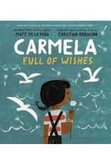 Books Camela Full of Wishes by Matt De La Pena