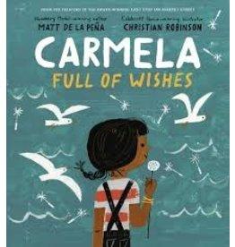 Books Camela Full of Wishes by Matt De La Pena (DWS)