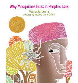 Books Why Mosquitoes Buzz in People's EarsVerna Aardema (DWS)