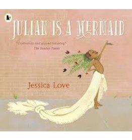 Books Julian is a Mermaid by Jessica Love (DWS)