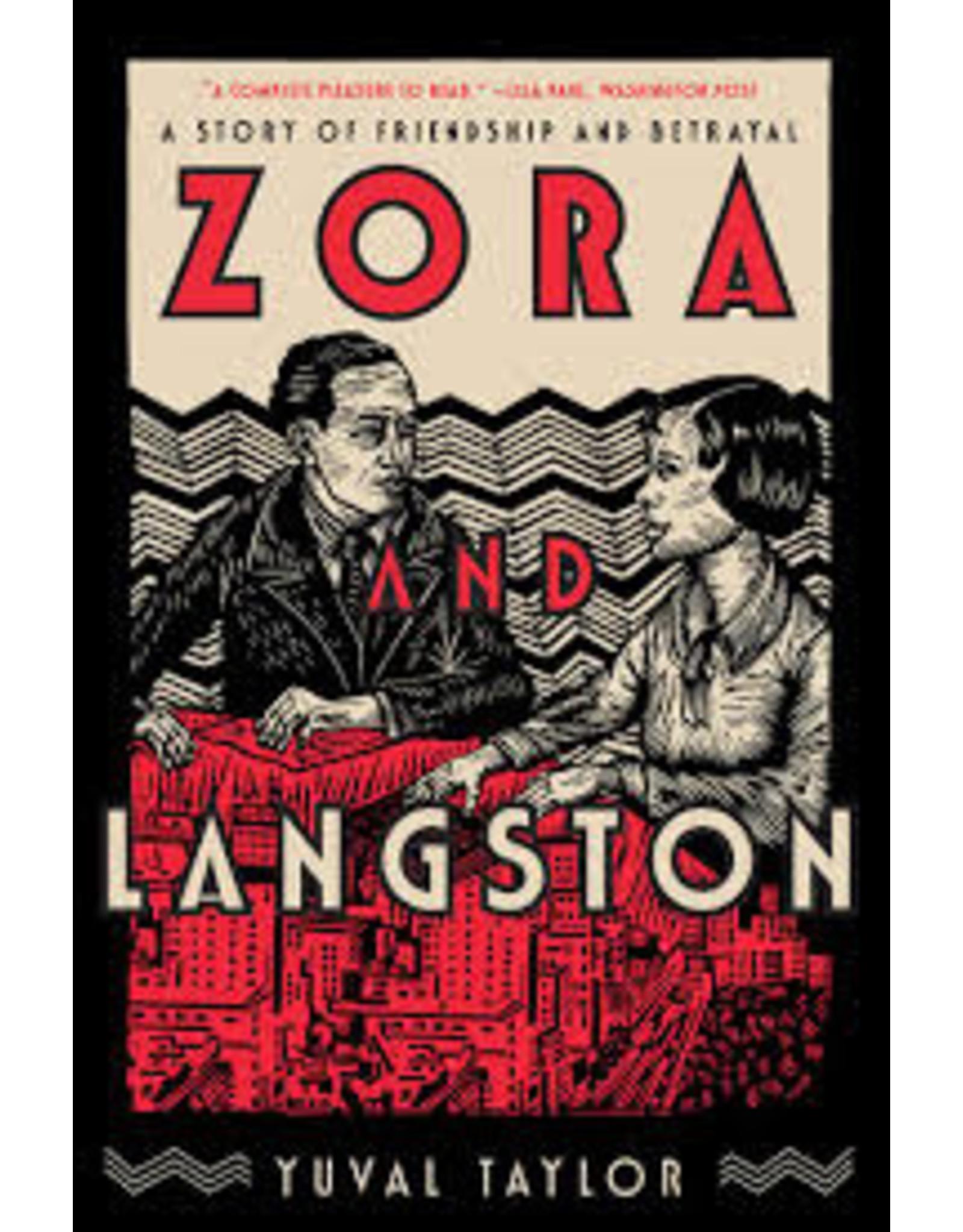 Books Zora & Langston by Yuval Taylor pb