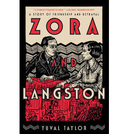 Books Zora & Langston by Yuval Taylor pb