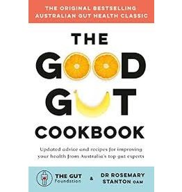 Books The Good Gut Cookbook by The GUT Foundation & Dr. Rosemary Stanton OAM