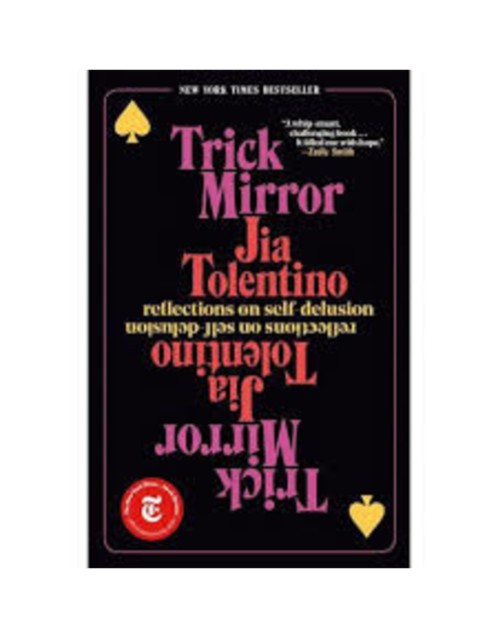 Books Trick Mirror by Jia Tolentino