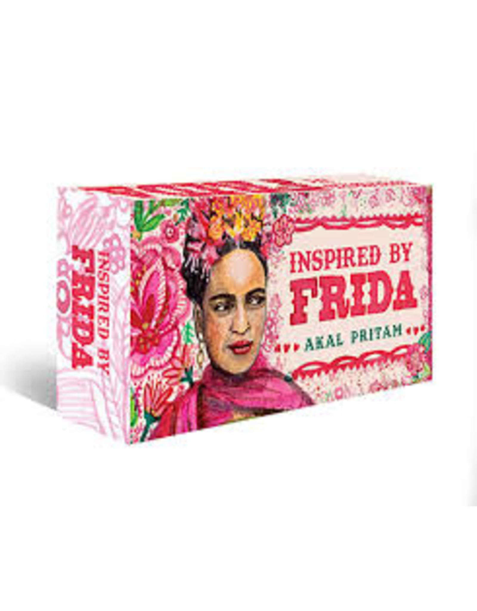 Books Inspired by Frida cards by Akal Pritam