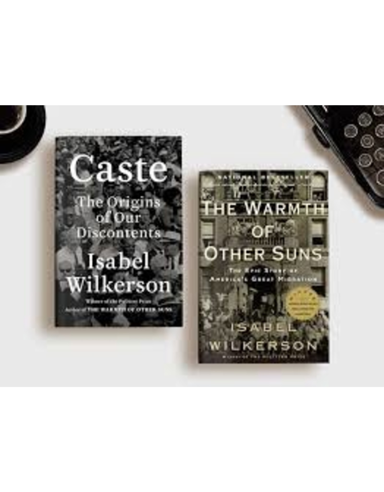 Books Caste: The Origins of Our Discontents by Isabel Wilkerson