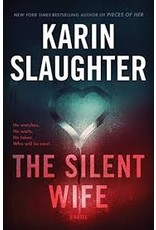 Books The Silent Wife by Karin Slaughter (Signed First Edition)
