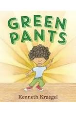 Books Green Pants by Kenneth Kraegel